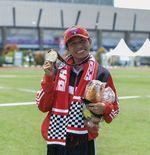 Maria Natalia Londa Urungkan Niat Pensiun Usai Rebut Medali Emas PON XX Papua