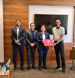 PSSI Bertemu FIFA untuk Bahas Sejumlah Program, Termasuk Piala Dunia U-20