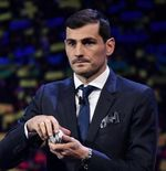 Iker Casillas Calonkan Diri Sebagai Presiden Federasi Sepak Bola Spanyol