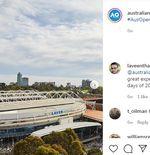 Pertandingan Tanpa Penonton Jadi Opsi Australia Open 2021