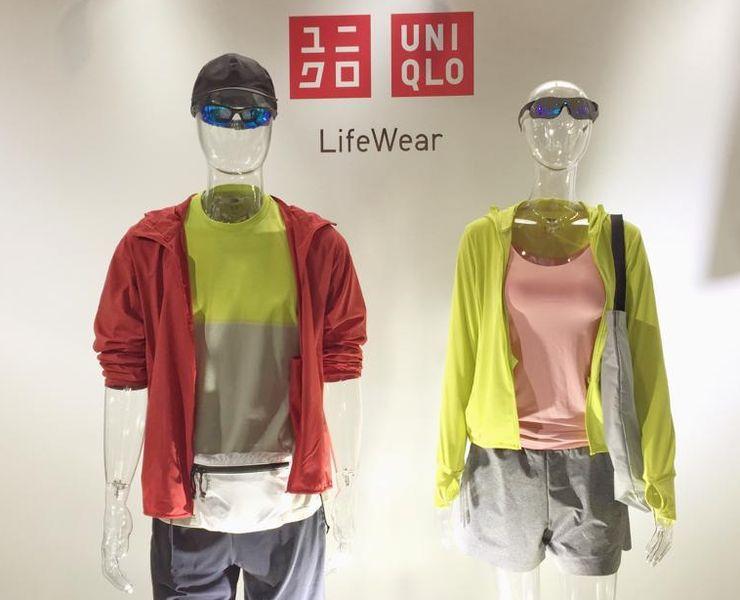 Pilihan Pakaian Olahraga Nyaman ala Uniqlo