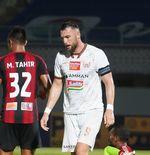 Respons Pelatih Persija soal Paceklik Gol Marko Simic di Liga 1 2021-2022