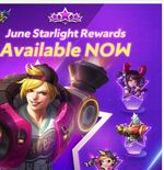 Daftar Hadiah Starlight Mobile Legends Bulan Juni 2020