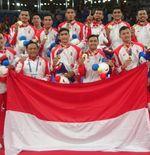 Setahun Lalu, Timnas Voli Putra Indonesia Akhiri Paceklik Emas SEA Games