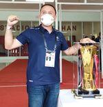 Demi Liga 1 2021-2022, Ketua Umum PSSI Akan Temui Luhut Binsar Pandjaitan