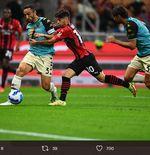 Hasil AC Milan vs Venezia: I Rossoneri Menang 2-0, Jaga Persaingan di Papan Atas