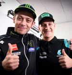 Fabio Quartararo Tak Berniat Rebut Posisi Valentino Rossi di Yamaha