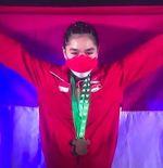 Najla Khoirunnisa Borong 3 Perunggu di Kejuaraan Dunia Angkat Besi Remaja 2021