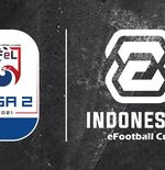 Link Live Streaming Indonesia eFootball Cup 2021 Pekan Kedua Grup A