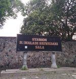 Skorpedia: Stadion Sriwedari di Solo, Saksi Bisu PON I/1948