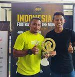 Hari Nur Yulianto dan Marc Klok Raih Penghargaan dari APPI