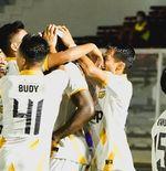 Hasil Liga 2 2021: Dewa United, PSCS Cilacap, dan Kalteng Putra Menang