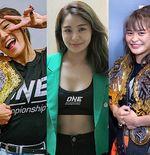 Kala 5 Petarung Putri One Championship Tampil Memesona Dalam #dontrushchallenge