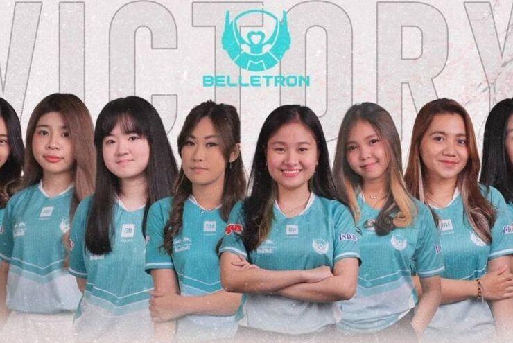 Belletron Era Tunjuk BTR Razeboy Sebagai Pelatih