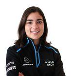 Wanita Cantik Ini Jadi Pembalap Pengembang Tim Williams F1
