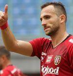 Ilija Spasojevic Muncul di Latihan Bali United padahal Dipanggil TC Timnas Indonesia