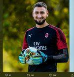 Gianluigi Donnarumma Tertawa Usai Kalah, Tifosi AC Milan Murka