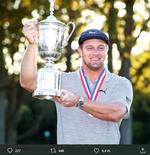 Bryson DeChambeau Raih Gelar Mayor Perdana di US Open 2020