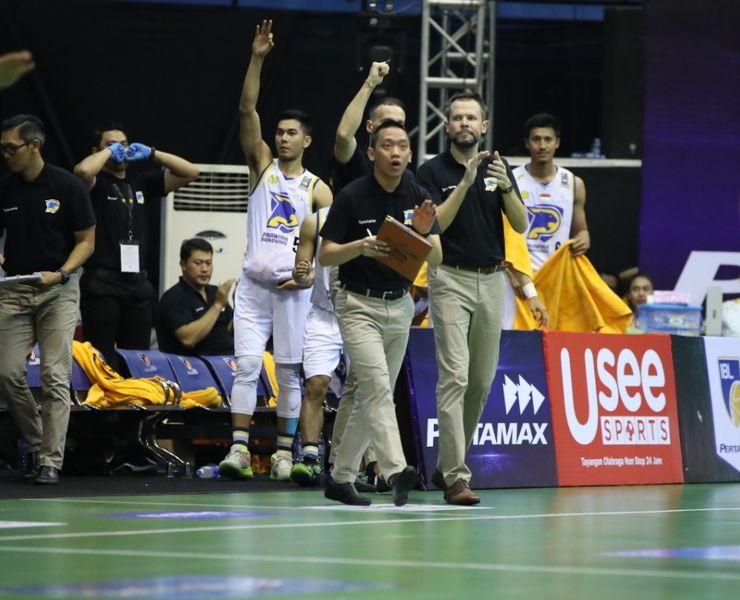 IBL 2020: Target Prawira Bandung Seusai Ganti Pemain Asing