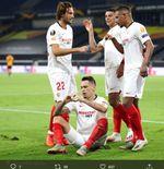 Sevilla vs Inter Milan: Lucas Ocampos Diragukan Perkuat Sevilla
