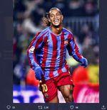 Ronaldinho Bebas dari Penjara, Masih Diinvestigasi soal Pencucian Uang