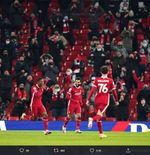 Statistik Pertandingan Liverpool Selama 68 Laga Tak Terkalahkan di Anfield