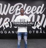 Bersama David da Silva, Makan Konate Siap Lambungkan Terengganu FC