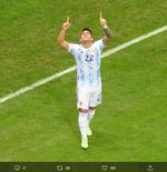 Hasil Venezuela vs Argentina: Unggul 3-1, Tim Tango Tempel Ketat Brasil