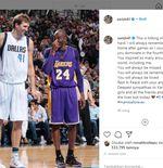 Dirk Nowitzki Sangat Membenci LeBron James, Ini Alasannya