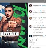 Adik Tyson Fury Berpotensi Jadi Juara Dunia Tinju