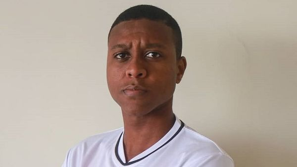 Pemain asing asal Brasil yang direkrut Madura United, Hugo Gomes dos Santos alias Jaja.