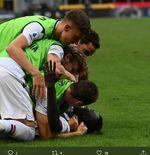 Hasil Liga Italia: Lautaro Martinez Gagal Penalti, Inter Milan Tumbang