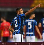Paris Saint-Germain Terus Rayu Inter Milan untuk Melepas Achraf Hakimi