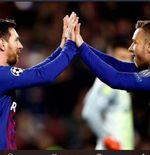 Dipuji Messi Mirip Xavi, Arthur Tetap Dijual Barcelona