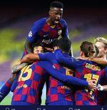 Quique Setien: Lawan Bayern Munchen Akan Sulit untuk Barcelona