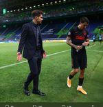 Gagal di Liga Champions, Diego Simeone Tetap Didukung Petinggi Atletico Madrid