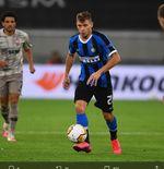 Usai Juara Liga Italia Bareng Inter Milan, Nicolo Barella Incar Sukses di Piala Eropa 2020