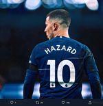 Pernah Satu Tim di Chelsea, Jose Mourinho Beberkan Sisi Buruk Eden Hazard