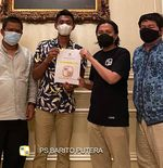 Striker Anyar Timnas Indonesia Siap Jawab Kepercayaan Barito Putera
