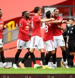 Trisula Lini Depan Manchester United Cundangi 4 Trio Elite Eropa Musim Ini