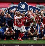 Piala FA Jatuh ke Bumi, Arsenal Terbang ke Langit