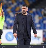 Gennaro Gattuso: Napoli Terlalu Banyak Membuang Peluang