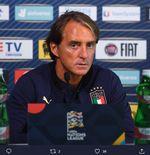 Gara-gara Tak Pakai Kacamata, Mancini Buat Kesalahan di Timnas Italia