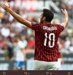 Negosiasi AC Milan dan Hakan Calhanoglu Mandek, Juventus Coba Ambil Keuntungan