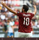 Jalan Tengah dari AC Milan untuk Hakan Calhanoglu