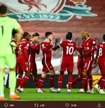 Link Live Streaming Liga Inggris: Liverpool vs West Ham United