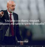 Meski Imbang, Stefano Pioli Puas dengan Penampilan AC Milan