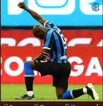 Romelu Lukaku Samai Rekor Ronaldo yang Dicetak 22 Tahun Lalu