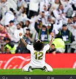 Jimat Buruk, Selalu Ada Marcelo Saat Real Madrid Kalah