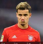 Cinta Philippe Coutinho di Bayern Bertepuk Sebelah Tangan